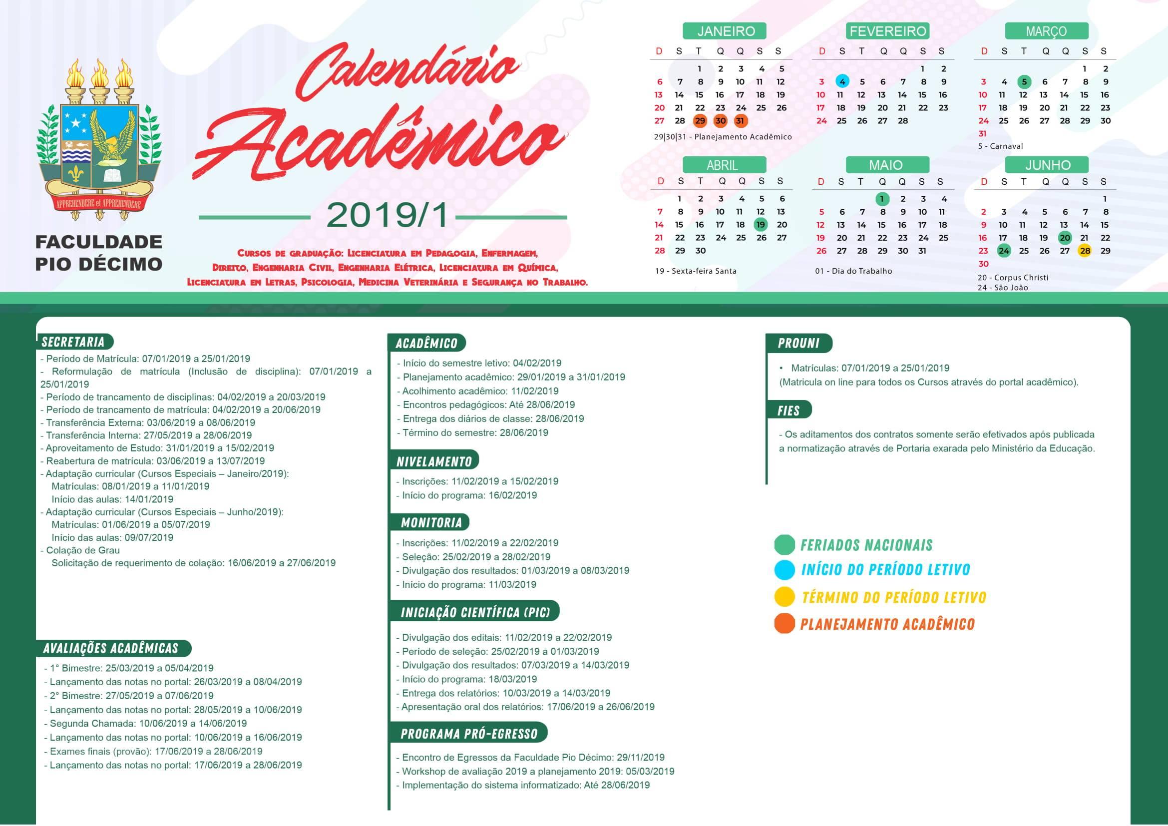 Calendário Acadêmico FACULDADE PIO DÉCIMO 2019-1 ok-1.jpg